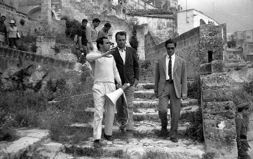 Pasolini in Matera