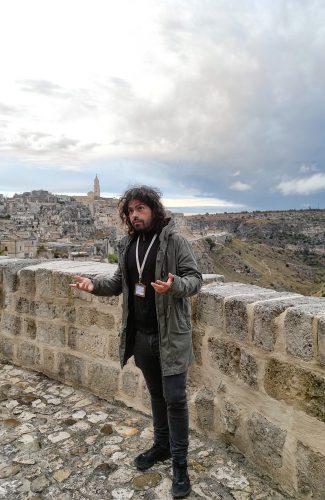 Vito Rondinone Tour Guide