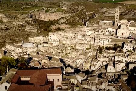 Civita e Murgia, Matera