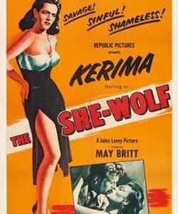 La Lupa - The She-Wolf